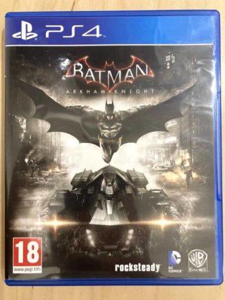 Batman Arkham Knight / PS4