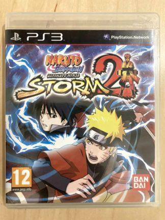 Naruto Shippuden : Ultimate Ninja Storm 2 / PS3