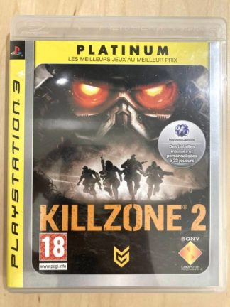 Killzone 2 - Edition platinum / PS3