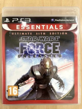 Star Wars: The Force Unleashed - Ultimate Sith (Essentials) / PS3