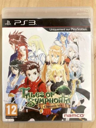 Tales of Symphonia Chronicles / PS3