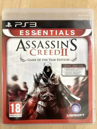 Assassin's Creed II Edition (Essentials) / PS3