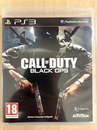 Call of Duty : Black Ops / PS3