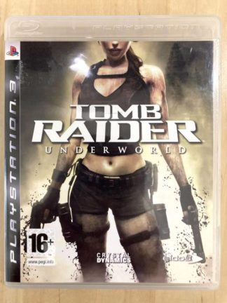 Tomb Raider : Underworld / PS3