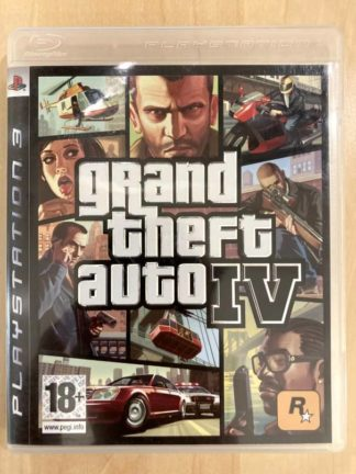 GTA IV / PS3