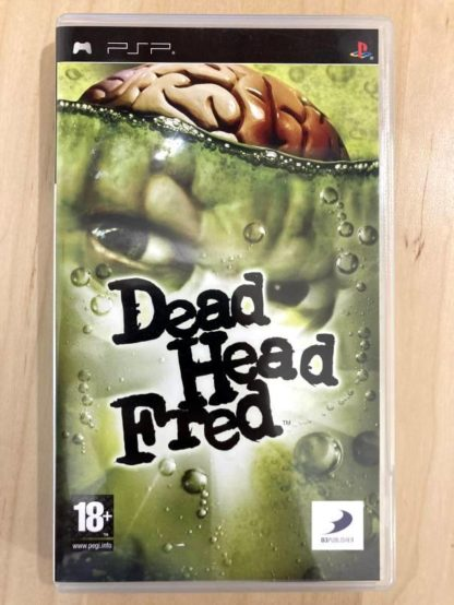 Dead Head Fred / PSP