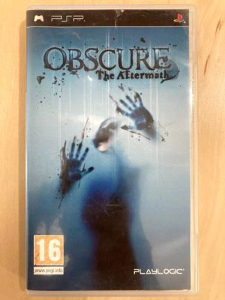 Obscure : the aftermath / PSP
