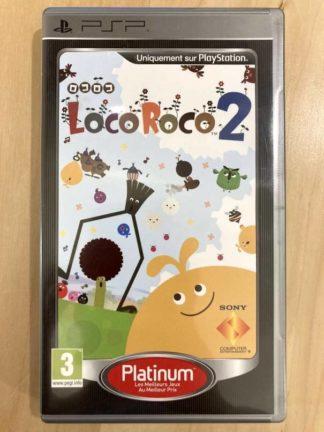 Loco Roco 2 / (platinum) / PSP