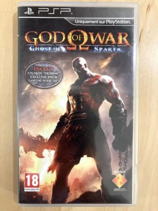 God of war: Ghost of Sparta / PSP