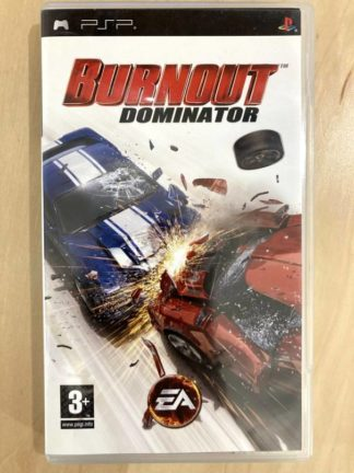 Burn Out Dominator / PSP