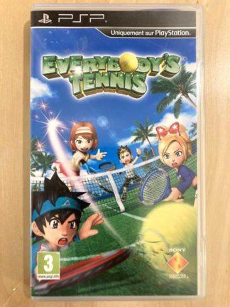 Everybody's Tennis / PSP