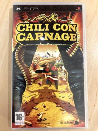 Chili Con Carnage / PSP