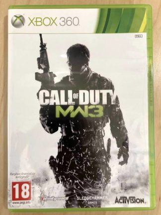 Call of Duty : Modern Warfare 3 / XBOX 360