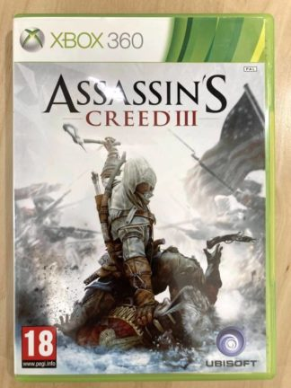 Assassin's Creed III / XBOX 360