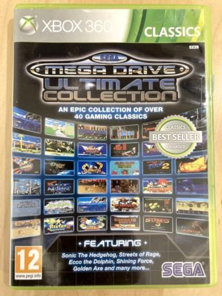 Mega Drive Ultimate Collection / XBOX 360