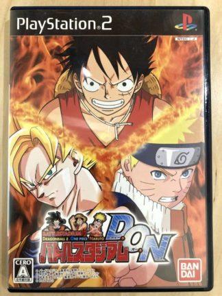 Battle Stadium D.O.N. [Import Japonais] / PS2