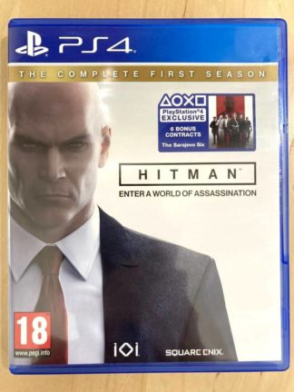 Hitman: The Complete First Season / PS4