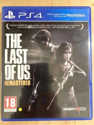 The Last of Us Remastered / PS4