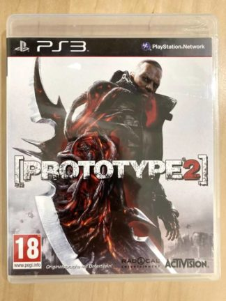 Prototype 2 [version Allemande] / PS3