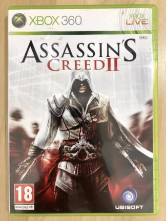 Assassin's Creed II / XBOX 360