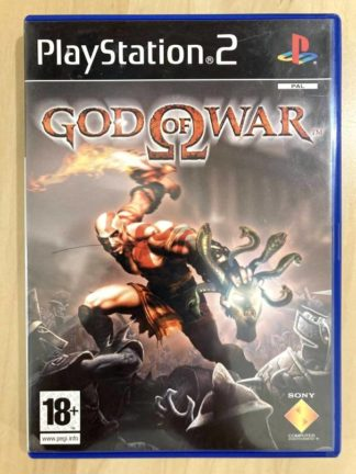 God Of War - All Time Classic / PS2