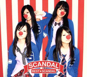 BEST ★ SCANDAL (First Press Limited Edition) (with DVD) / SCANDAL