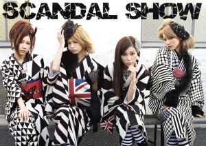 SCANDAL SHOW (Limited Edition) / SCANDAL
