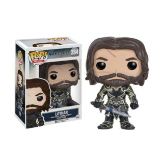 Funko - POP Movies - Warcraft, Le Commencement - Lothar (9cm)