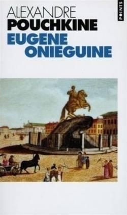 Eugène Oniéguine : roman en vers