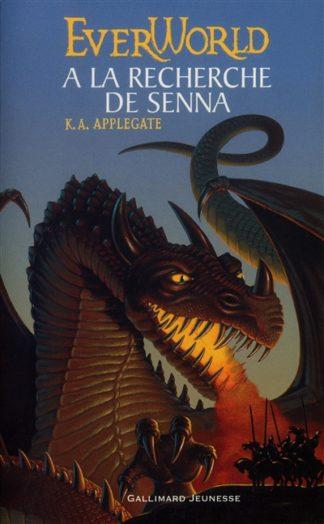 Everworld Volume 1, A la recherche de Senna
