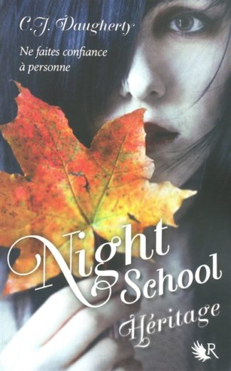 Night school Volume 2, Héritage