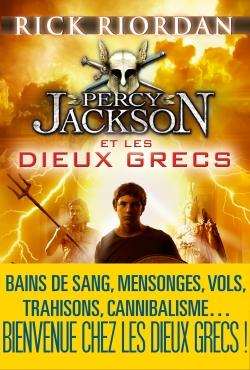 Percy Jackson Percy Jackson et les dieux grecs