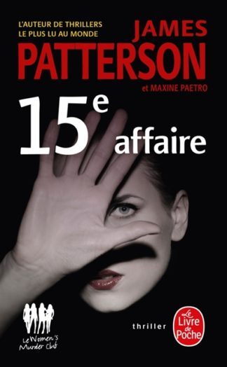 Le Women's murder club Volume 15, 15e affaire