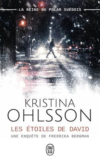 Une enquête de Fredrika Bergman - Les étoiles de David