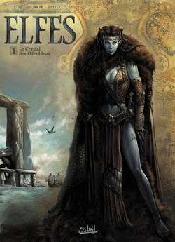 Elfes Volume 1, Le crystal des elfes bleus