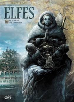 Elfes Volume 6, La mission des elfes bleus
