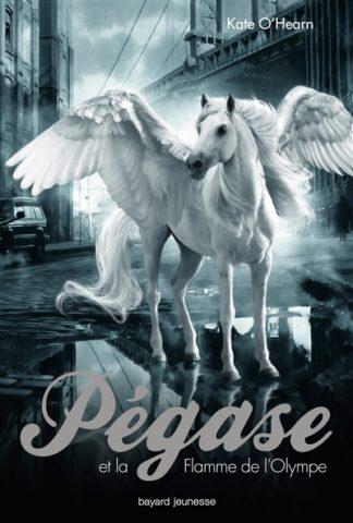 Pégase Volume 1, Pégase et la flamme de l'Olympe