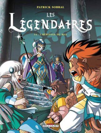Les Légendaires Volume 14, L'héritage du mal