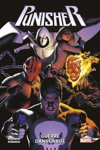The Punisher Volume 3, Guerre dans la rue