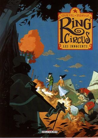 Ring Circus Volume 2, Les innocents