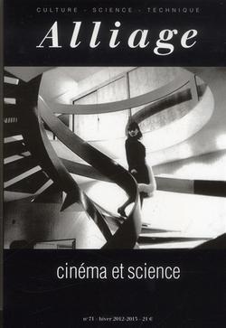 Alliage, n° 71 Cinéma et science