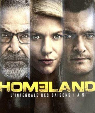 Homeland - L'intégrale des Saisons 1 à 5