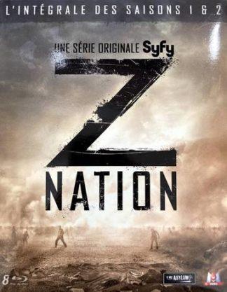 Z Nation-Saison 1 & 2