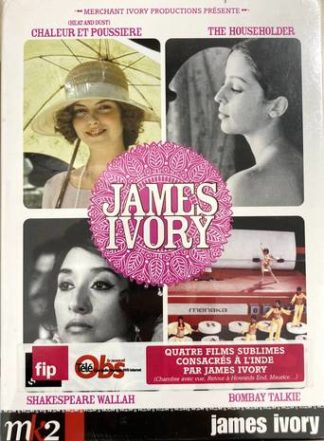 Coffret James Ivory, Bollywood