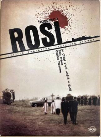 Coffret Francesco Rosi - 3 DVD Coffret