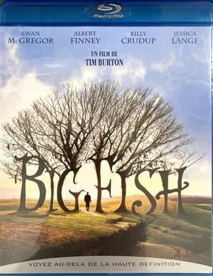 Big fish [Blu-ray]